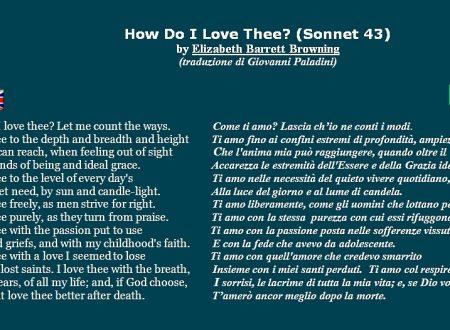 Elizabeth Barrett Browning poetessa inglese muore 29 giugno 1861 Biografia