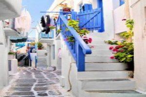 Mikonos Isola greca del divertimento meta vacanziera ambita dagli italiani