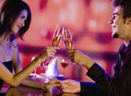 Conoscere l'uomo attraverso preferenza del vino scelto a tavola