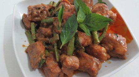 Costolette di maiale al curry: ricetta