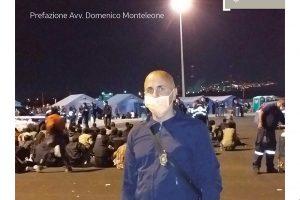 Daniele Contucci Grido solitario di un Poliziotto scomodo e Uomo libero sull'immigrazione