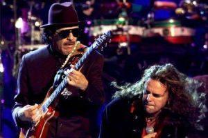 Carlos Santana compie 70 anni: Corazon Espinado
