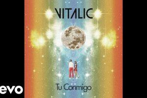 Vitalic – Tu Conmigo (feat. La Bien Querida), con testo e video