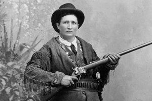 Calamity Jane prima pistolera donna selvaggio West muore 1 agosto 1903 Biografia