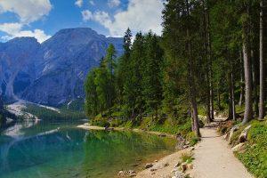 Trekking dove la montagna è protagonista Nord Italia Alpi