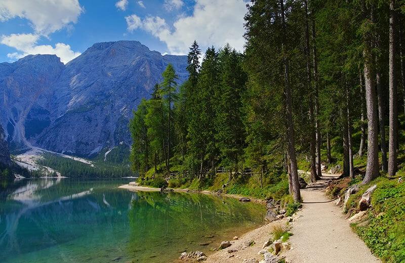 Trekking dove la montagna protagonista nord italia alpi for Vacanze nord italia montagna