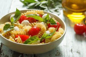 Estate pasta fredda pomodoro, mozzarella e…