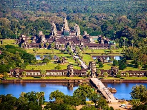 Angkor Cambogia Paese del sorriso quando Andare cosa Vedere