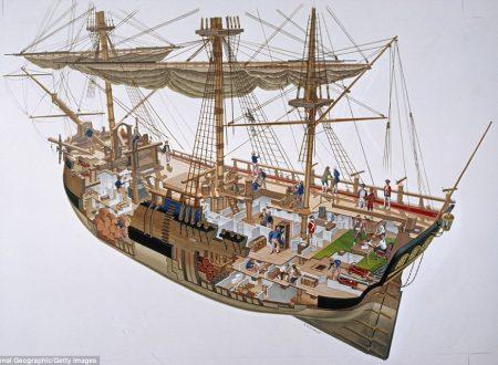 Accadde Oggi James Cook parte per primo viaggio 25 agosto 1768