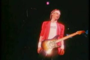 Auguri a Mark Knopfler: Dire Straits – Tunnell Of Love