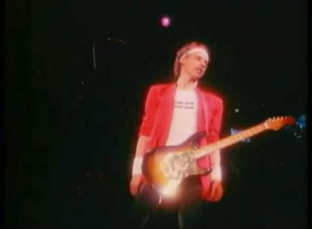 Auguri Mark Knopfler : Dire Straits – Telegraph Road, con testo e video