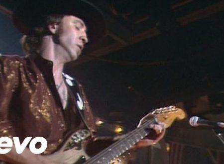 Ricordando Stevie Ray Vaughan : The Sky is Crying, con testo e video