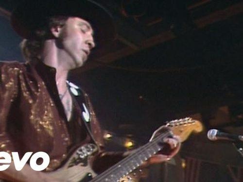 Ricordando Stevie Ray Vaughan : Rude Mood, video