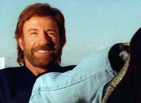 Chuck Norris 2 infarti in 45 minuti. E' vivo