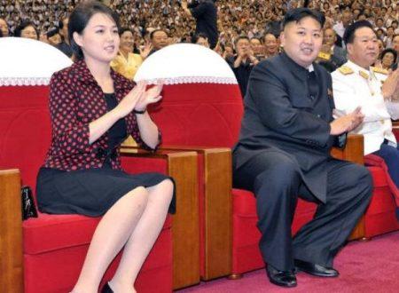 Ri Sol-ju la moglie misteriosa di Kim Jong-un