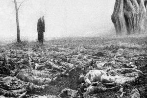 Eccidio Sant'Anna di Stagemma azione brutale delle SS naziste 12 agosto 1944