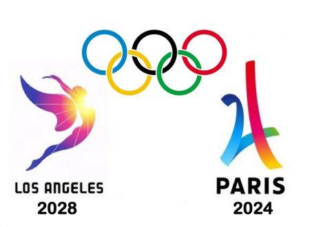 Olimpiadi Parigi 2024 e Los Angeles 2028