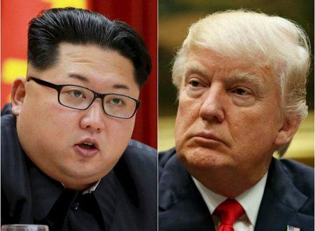 Trump. Kim ci rispetta e lui aumenta i missili