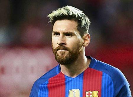 Calcio Manchester City pronto a tutto per Messi