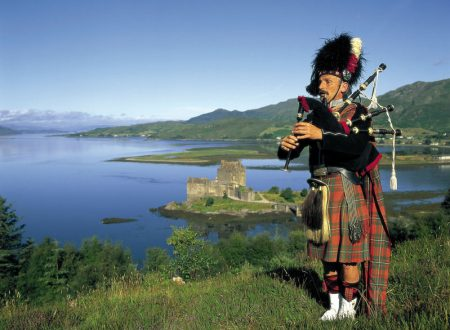 West Highland Way Trekking arcaico sentiero scozzese