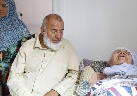 Svezia No asilo politico a profuga afgana di 106 anni