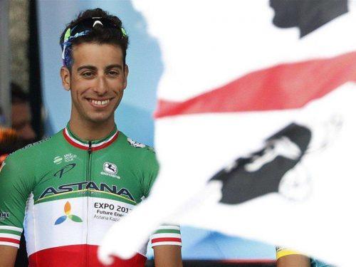 Ciclismo Fabio Aru correrà con l'UAE TEAM EMIRATES