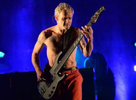 Buon compleanno Flea : Red Hot Chili Peppers – Scar Tissue con testo e video