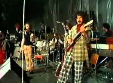Ricordando Frank Zappa: Montana, con testo e video