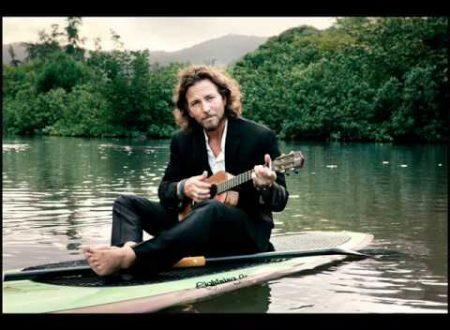 Buon compleanno ad Eddie Vedder: Rise, con testo e video