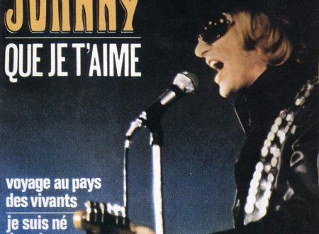 Un anno fa ci lasciava Johnny Hallyday : Laura, con testo e video
