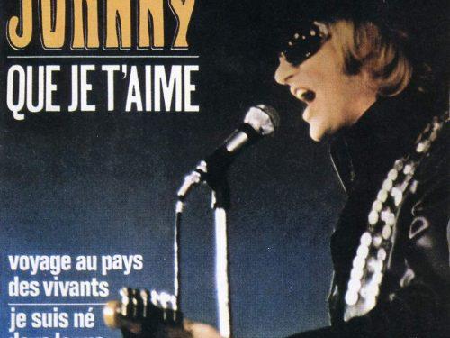 Addio al grande Johnny Hallyday: Que je t'aime, con testo e video