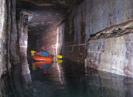 A Montreal grotta risalente all'era glaciale