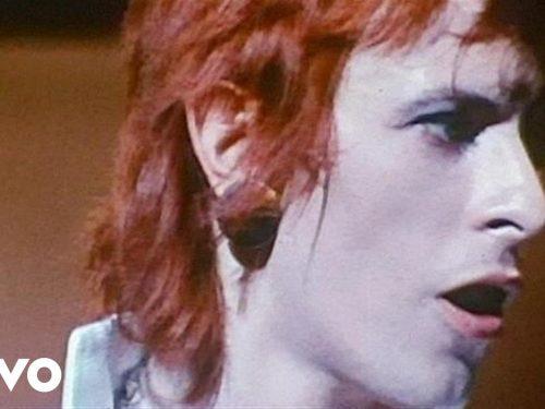 Ricordando David Bowie : The Jean Genie, con testo, traduzione e video