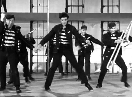 Celebrando Elvis Presley : Jailhouse Rock, con testo e video
