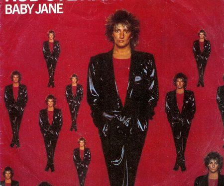 Rod Stewart ha compiuto 73 anni: Baby Jane, con testo e video