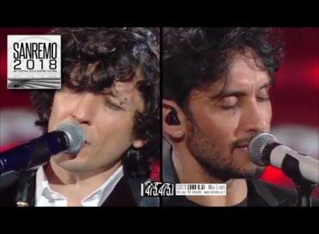 Ermal Meta e Fabrizio Moro – Non mi avete fatto niente, con testo e video