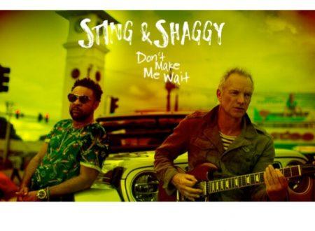 Sting and Shaggy – Don't Make Me Wait, con testo e video
