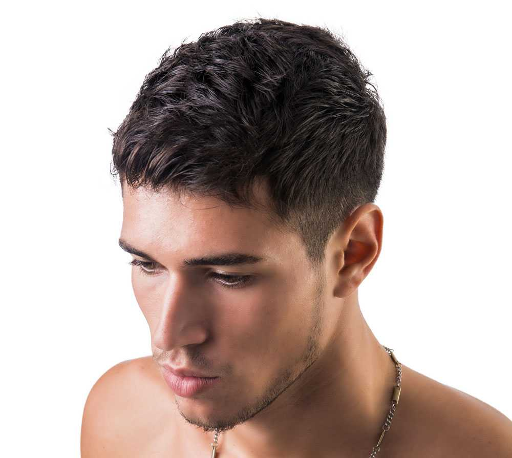 tagli capelli uomo  nuove tendenze hairstyles foto