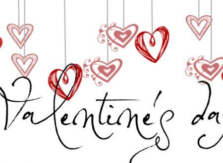 Idee regalo per San Valentino 2018
