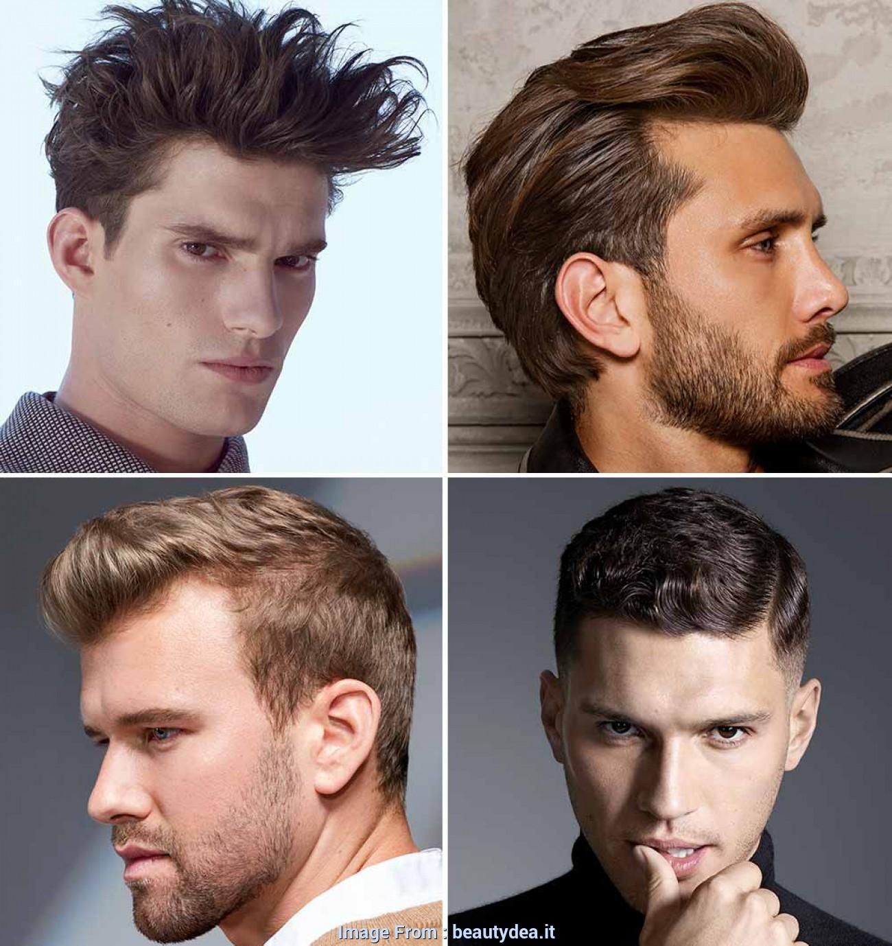 Tagli capelli Uomo 2018 nuove tendenze hairstyles (foto)