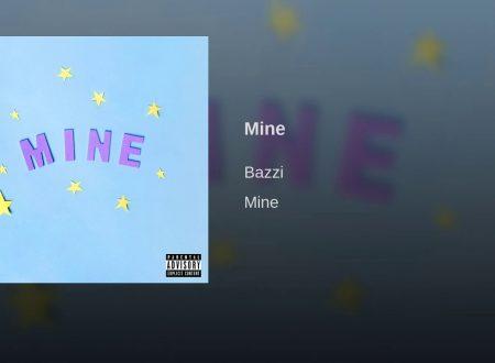 Bazzi – Mine, con testo e video