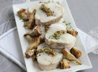 Un piatto particolare la coda di rospo al forno