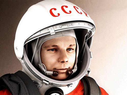 Il mito del cosmonauta sovietico Gagarin