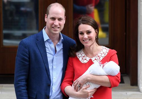 Le prime foto del terzo Royal Baby