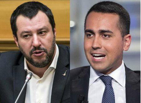 Il 44% degli italiani dice Sì al Governo Lega-5Stelle