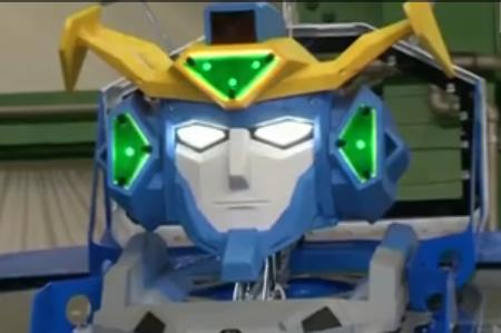 In Giappone realizzato un vero 'Transformer'