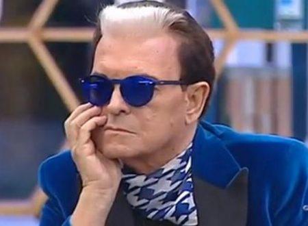 Cristiano Malgioglio torna al Grande Fratello NIP
