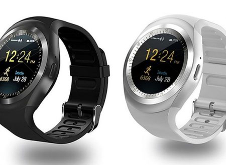 Groupon offerta Smartwatch activity tracker Smartek SW-422