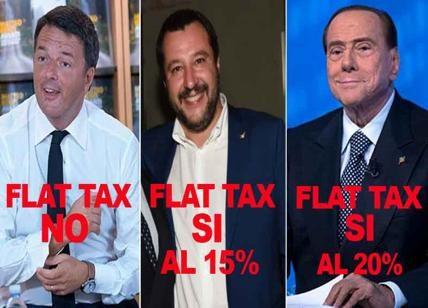Flat tax Italia apre le porte ai milionari mentre i pensionati italiani espatriano