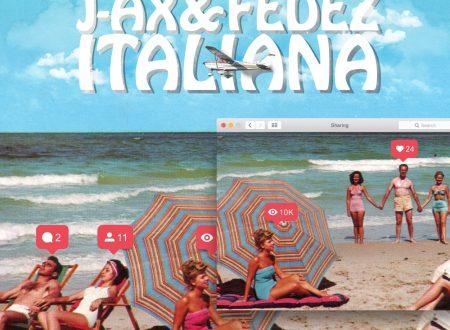 J-Ax e Fedez – Italiana, con testo e video